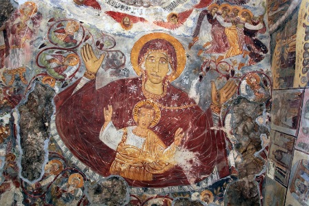 С праздником Успения Пресвятой Богородицы!