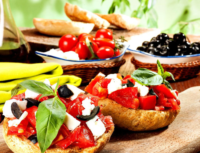 Crete - a paradise for gourmets!