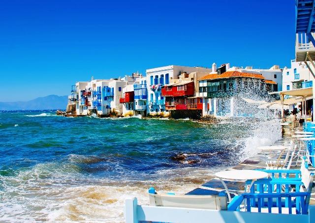 Mykonos the new Ibiza!!!