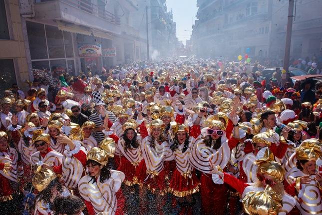 Xanthi Carnival 2015