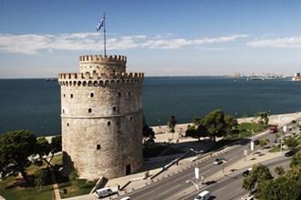Рекорд посещений Белой Башни в Салониках