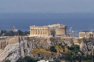 The heart of Ancient Athens recommended for the European Heritage Label
