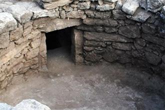 Редкое микенское захоронение обнаружено в Амфиссе