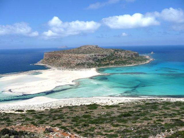 Грецький Балі на Криті