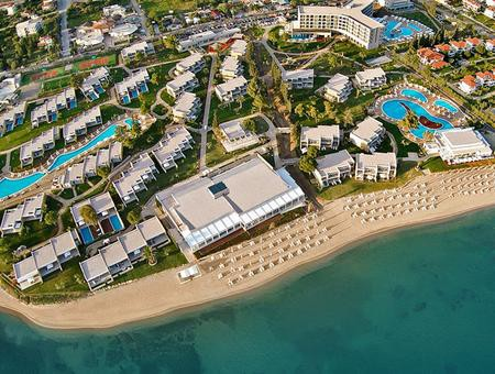 An association of two big hotel chains in Chalkidiki