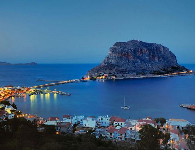 Монемвасия - скрытая достопримечательность Греции