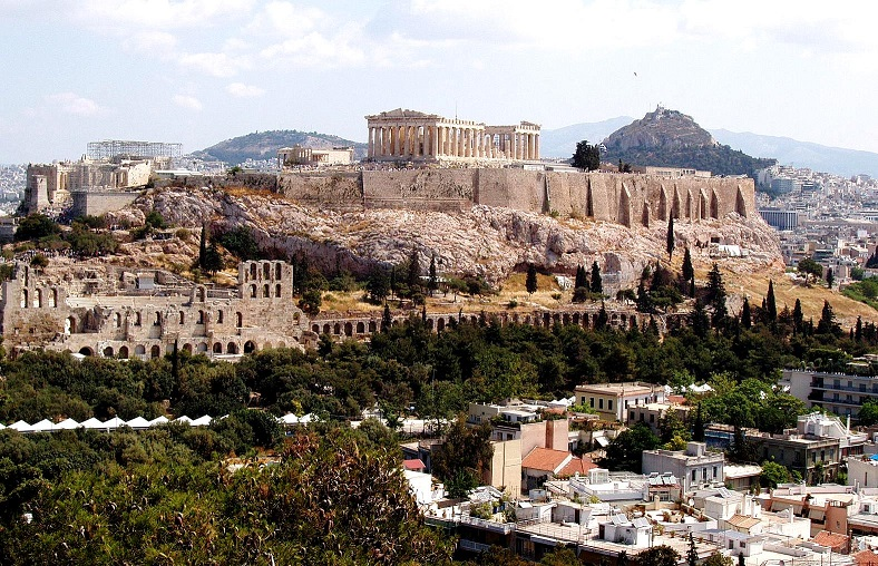8 Greek cities among the 16 oldest cities in Europe