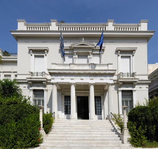 Бесплатный вход в музей Бенаки по четвергам