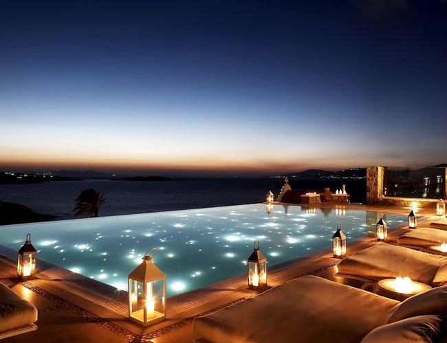 Greece in the top ten destinations for VIP recreation
