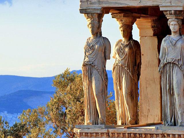 Греция ожидает в этом сезоне 25 миллионов туристов