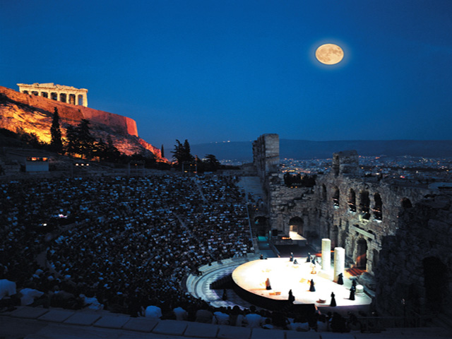 UPCOMING FESTIVALS IN GREECE- SUMMER 2014