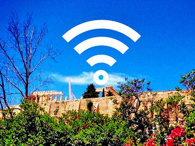Самый скоростной интернет  столицы в районах Афинской Ривьеры
