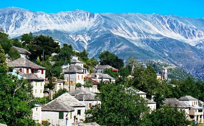 Aristi-a village beyond any imagination.