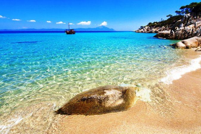 The ten best Greek beaches!