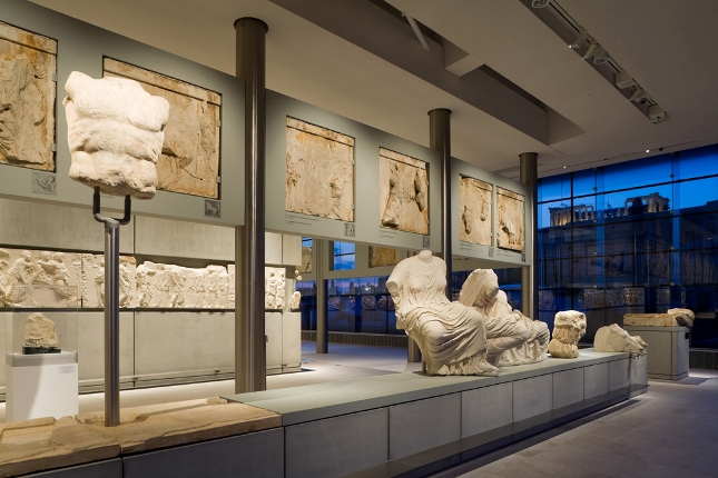 Free museum tours in Athens