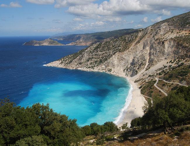 Кефалония - остров от которого захватывает дух!