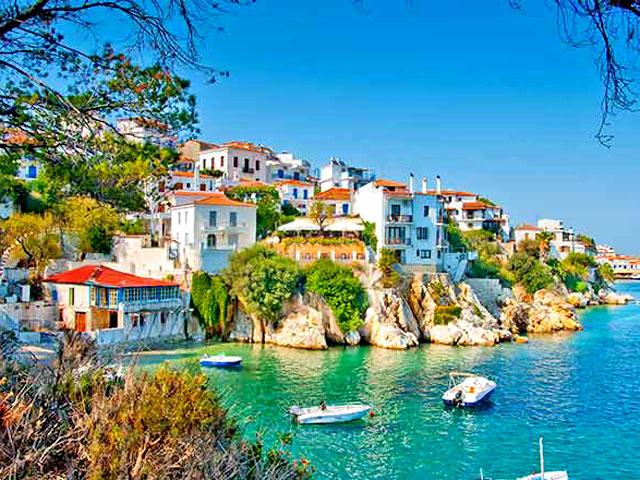Греческие острова покорившие Голливуд