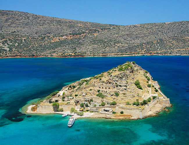 Spinalonga enters the UNESCO World Heritage list