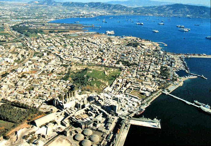 Eleusis - a candidate for the title of European Cultural Capital!