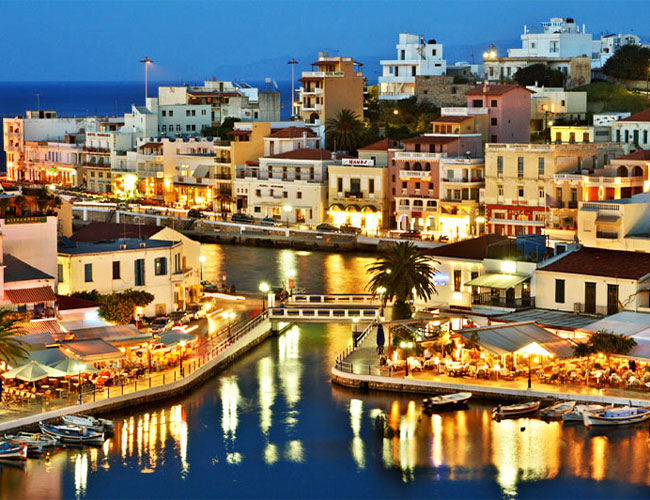 Остров Крит восхваляют австрийцы