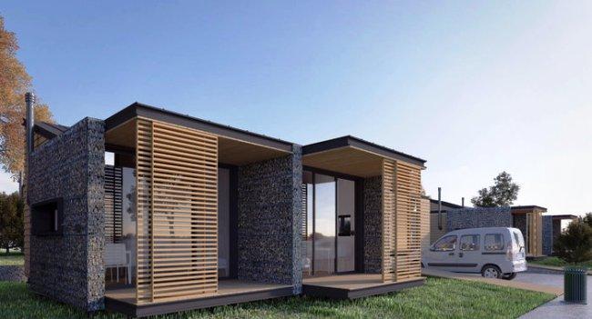 Первая премия присуждена греческим архитекторам за проект домов для бездомных