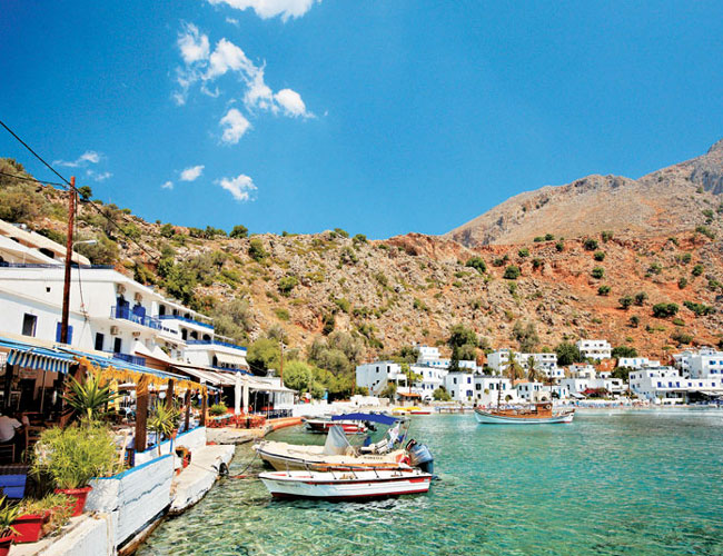 Seven Greek islands are included in the top ten best Mediterranean islands