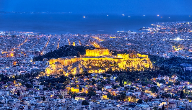 Top Travel Lists: Athens among the seven best European cities for leisure