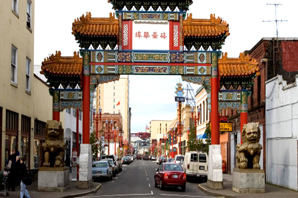 China Town in Greece