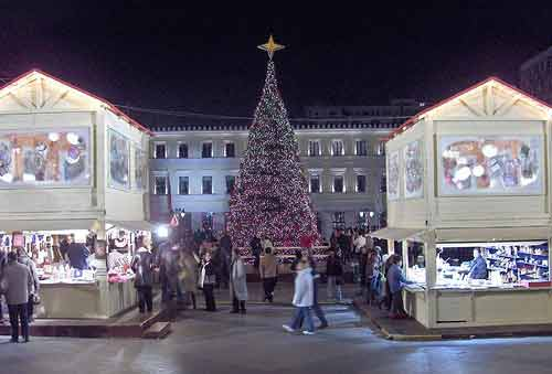 Christmas Festivities and Traditions in Greece