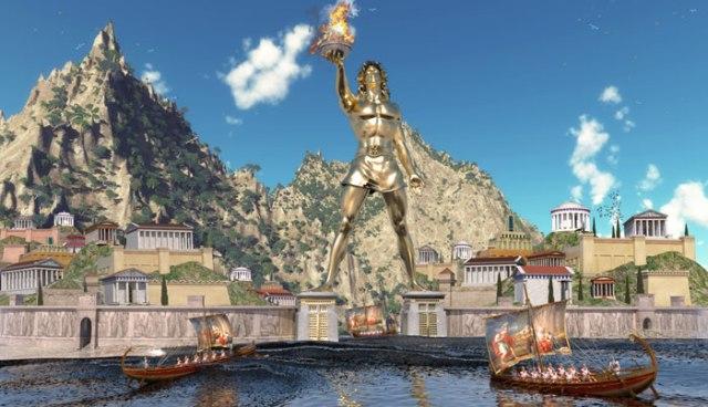 Мэр Родоса заявил о возможном восстановлении статуи Колосса Родосского