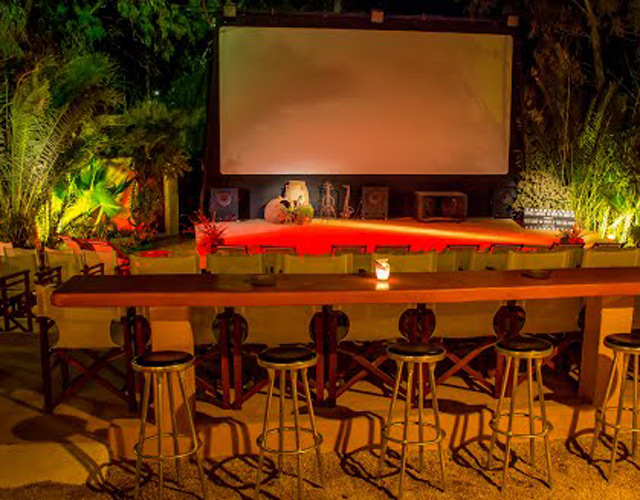 Две греческих летних кинотеатра попали в десятку лучших Европы.