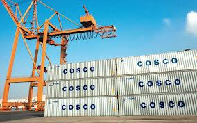 Cosco's Greek unit adds multinational rail-freight client