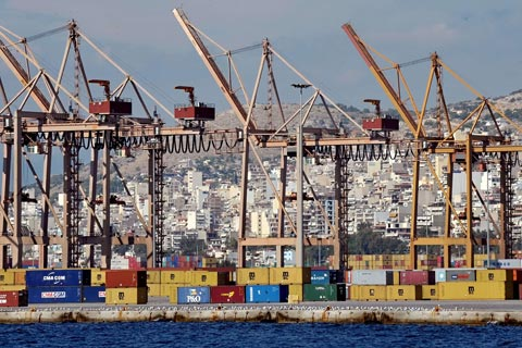 Cosco Pacific aims to involve more international companies to Piraeus Port