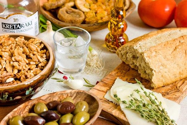Фестиваль Критской диеты с 27 июня до 5 июля