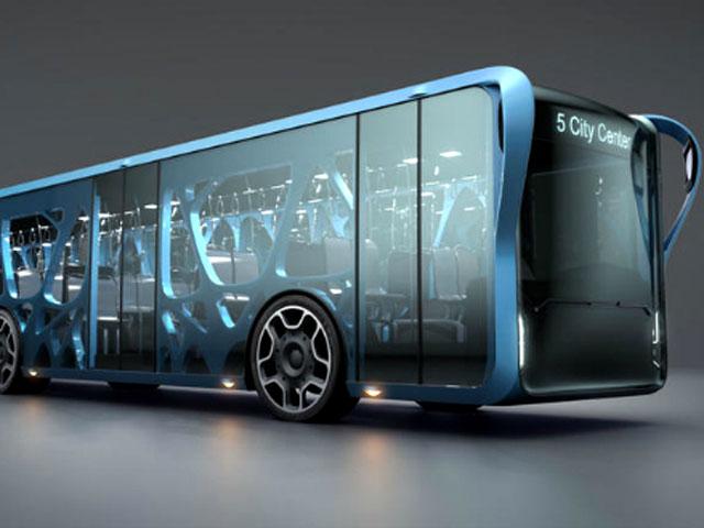 Автобусы без водителя теперь и в Афинах!