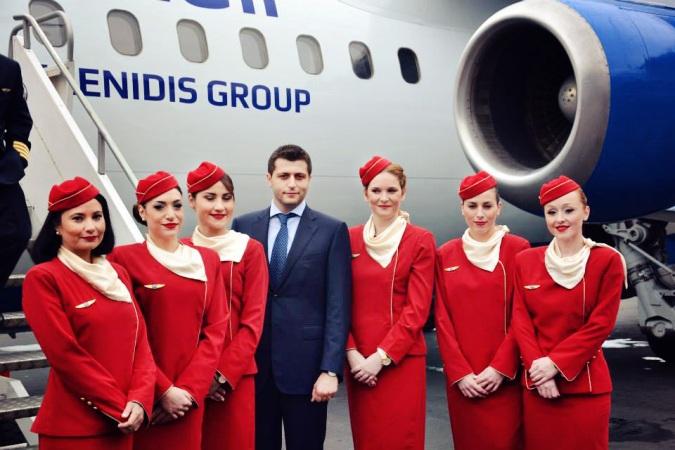 Відкрилася польотна програма Тбілісі - Салоніки - Тбілісі
