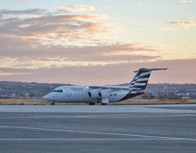 Авиакомпания Ellinair: из Салоник в 8 городов России.