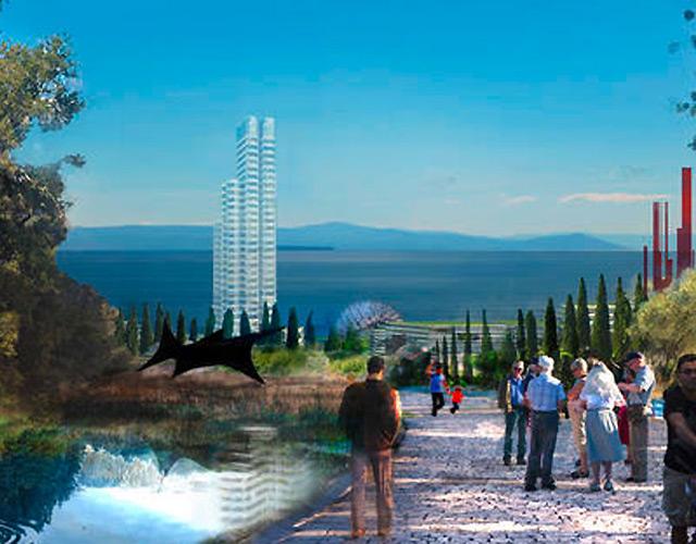 Впечатляющее преобразование «Эллиникон» приведет к увеличению потока туристов на один миллион.