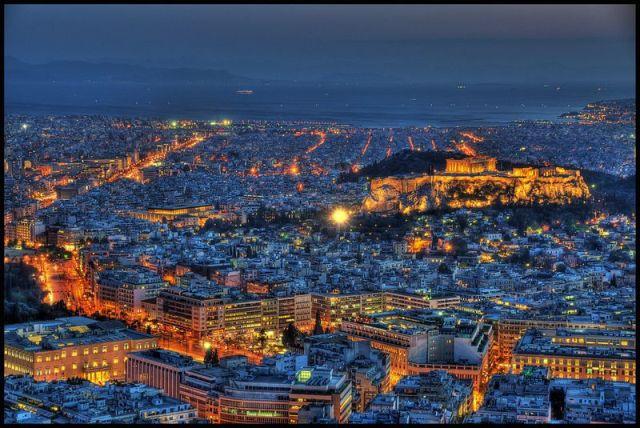 Афины и Фивы – в списке 20 древнейших городов мира