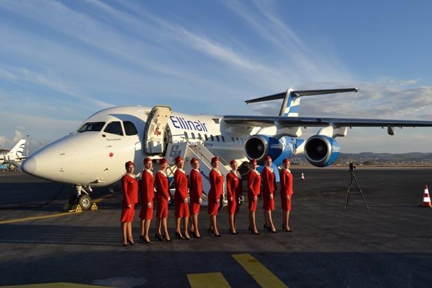 1 марта 2015 года открытие офиса авиакомпании Ellinair в аэропорту Домодедово!