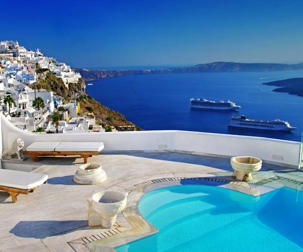 Интерес русских и китайцев к недвижимости Греции