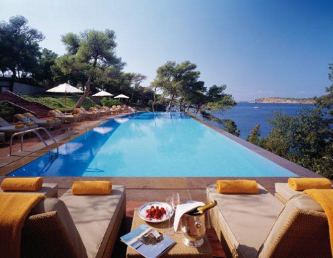 Рівень задоволеності грецькими готелями в 2015 році склав 84,5%