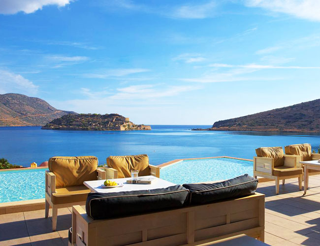 And the ''oscar'' goes to hotel ''Domes of Elounda''