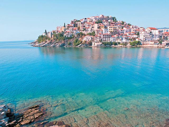 Increace of greek activity