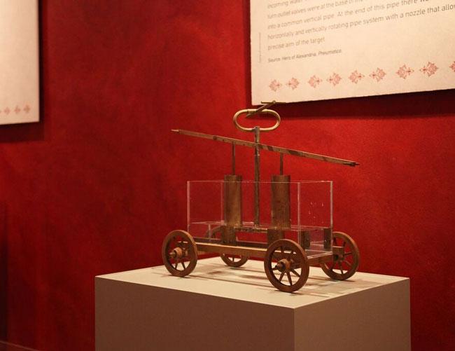 Найважливіші винаходи стародавніх греків
