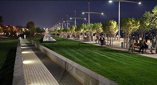 The new Promenade of Thessaloniki has won an international award!