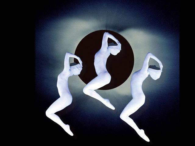 Знаменитый спектакль ‹‹Момикс››  в Греции