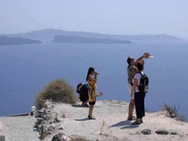 Greece is a popular destination for Germans in the autumn