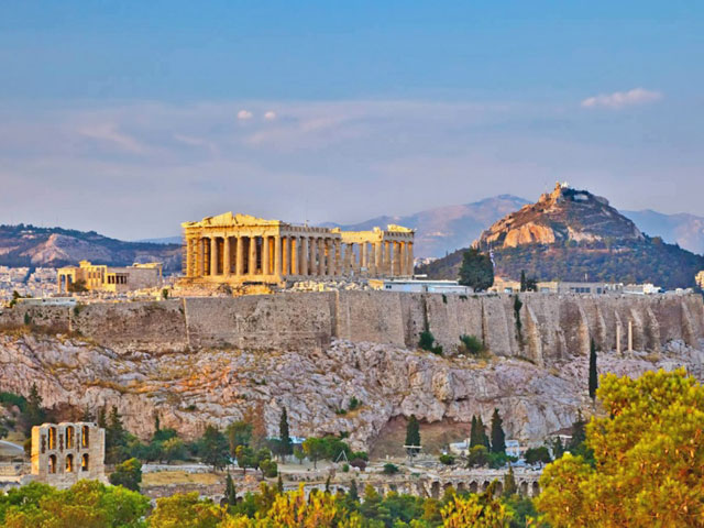 Отдых в Греции круглый год!