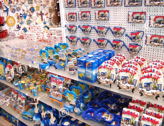 The Popular Greek Souvenirs